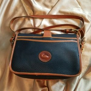 Dooney and Bourke pebble grain leather crossbody